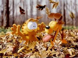 imagenes animadas de otoño gardfield en otoños el otoño llegó pinterest el otoño otoño