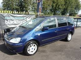 used ford galaxy 2005 for sale motors co uk