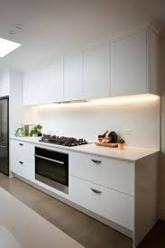 White Backsplash Tile For Kitchen Best 25 White Tile Kitchen Ideas Only On Pinterest Natural