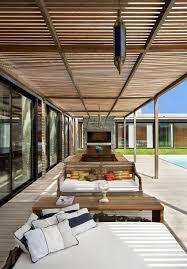 Design House La Home by Home Designs Decked Lounge Area La Boyita House In Uruguay