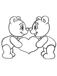imagenes animadas oso y un corazon