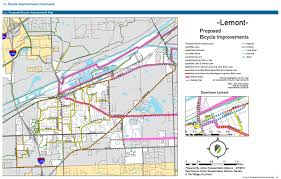 Zoning Map Chicago by Village Maps Lemont Il Official Website