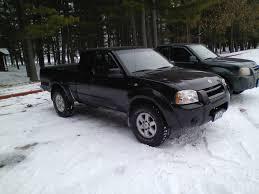 nissan frontier winch bumper dozindan16 2003 nissan frontier king cabsuper charger pickup 2d 6