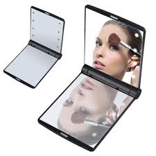 portable makeup vanity with lights online get cheap mini makeup mirror with light aliexpress com