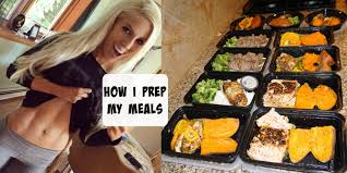 how i meal prep my food recipes included youtube