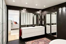 Beige And Black Bathroom Ideas Black Bathroom Design Ideas