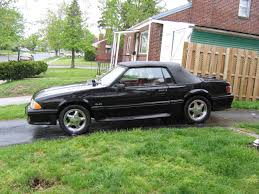1990 mustang gt convertible value 1990 ford mustang 5 0 convertible car autos gallery