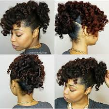 black hairstyles without heat 10 hot summer ready heatless protective natural hairstyles