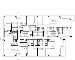 Corner Lot Floor Plans Contemporaine Perkins Will Architecture Architecture Plan