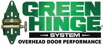 Overhead Door Hinges Green Hinge System Loaded Garage Door Hinges To Seal Side
