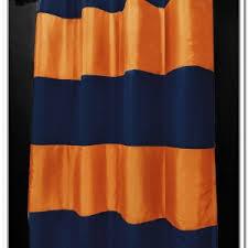 Orange And Blue Curtains Sweet Idea Orange And Blue Curtains Curtain Image Gallery