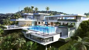 100 modern mansions floor plans home design modern house