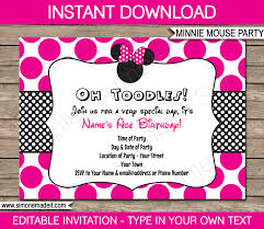 minnie mouse baby shower invitations colors minnie mouse baby shower invitations together with