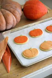 jenny steffens hobick heirloom pumpkin u0026 acorn sugar cookies