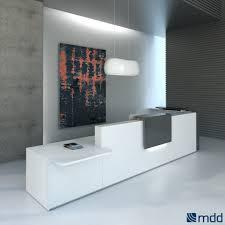 Contemporary Reception Desks by Tera Reception Desk