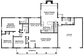 house plans with portico traditional style house plan 3 beds 3 00 baths 1650 sq ft plan