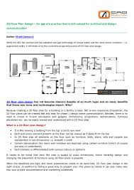 Easy Floor Plan Creator by 2d Floor Plan Design U2013 An Age Old Practice That Is Still Valued For A U2026