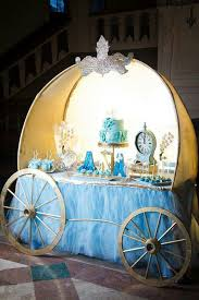 cinderella sweet 16 theme cinderellathemed party pumpkincarriage party ideas