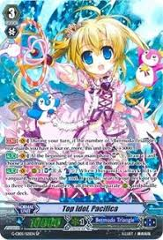 pacifica siege top idol pacifica sp g cb05 prismatic divas cardfight