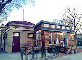 tiny house vacation in colorado springs co story coffee finds a home in acacia park indyblog