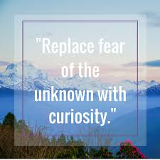 travels images Curiosity travels quot replace fear of the unknown with curiosity quot png
