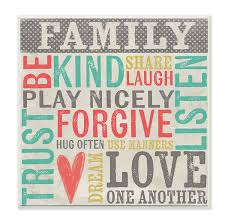 stupell home décor family inspirational typography art beach wall