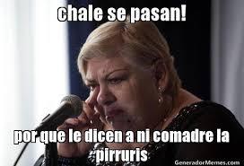 Memes Del Pirruris - memes de paquita galeria 1815 imagenes graciosas