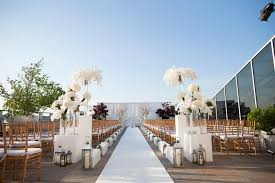 wedding arch nyc tribeca rooftop venue new york ny weddingwire