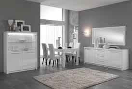 Dressoir Blanc Laque by