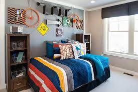 spot chambre enfant design interieur couleur chambre enfant peinture grise motif