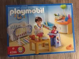 playmobil babyzimmer playmobil babyzimmer 4286 wie neu komplett in nordrhein
