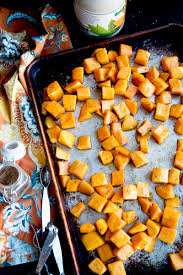 chai maple roasted butternut squash perry s plate