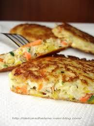 cuisiner avec rien dans le frigo galettes de legumes aux herbes les délices d hélène