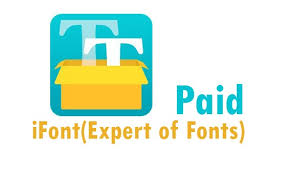 ifont apk ifont donate expert of fonts v5 5 8 paid patched apk