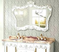 Antique Bathroom Mirror Vintage Style Bathroom Mirrors Uk Fashioned Impressive Design