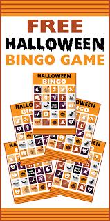 halloween printable bingo sheets u2013 fun for halloween