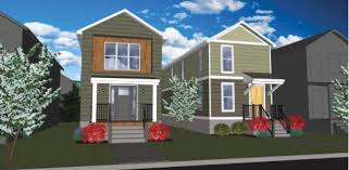 The New Small House Habitat Breaking The Mold With New West Side Houses U2013 Buffalo Rising