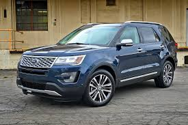 ford platinum one week with 2016 ford explorer platinum