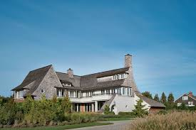 What Is A Rambler Style Home A Long Island Beach House Embraces Shingle Style Architectural