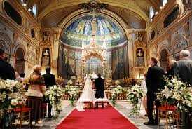 Outside Weddings Catholic Churches Discourage Outdoor Weddings Archives Dailypedia