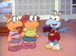 muppet babies weirdo zone beginning