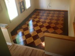 stained plywood floor home projects pinterest stained