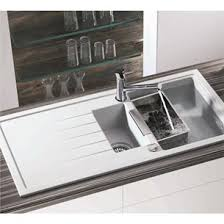 White Granite Kitchen Sink Composite Granite Kitchen Sinks Tap Warehouse