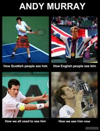 Andy Murray Meme - andy murray then and now