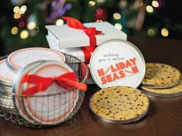 make a holiday cookie greeting card hgtv