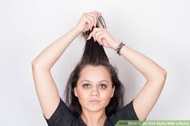 bump it hair 3 ways to do hair styles with a bump wikihow