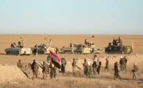 syrian desert cleared from population centers iraq begins campaign to u0027purify