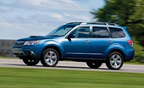blue subaru forester 2009 subaru forester information and photos zombiedrive