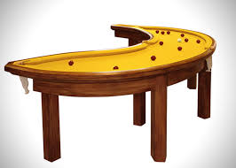 Mustang Pool Table 12 Must Have Pool Tables For The Man Cave Hiconsumption