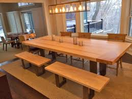 slab dining room table contemporary dining tables rustic dining tables solid wood tables